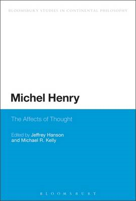 Michel Henry: The Affects of Thought (BOK)