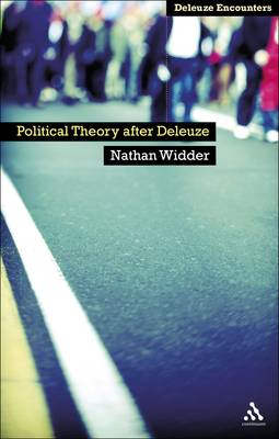 Political Theory After Deleuze (BOK)