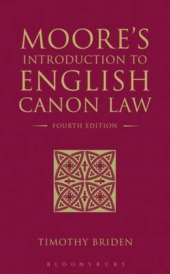 Moore's Introduction to English Canon Law (BOK)