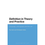 Definition in Theory and Practice (BOK)