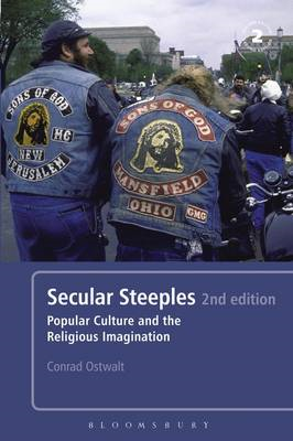 Secular Steeples: Popular Culture and the Religious Imagination (BOK)