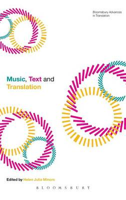 Music, Text and Translation (BOK)