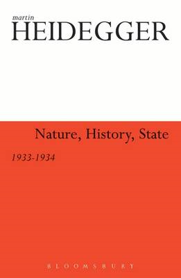 Nature, History, State (BOK)