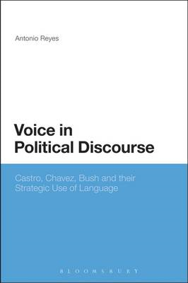 Voice in Political Discourse (BOK)