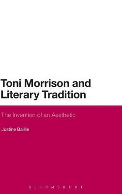 Toni Morrison and Literary Tradition (BOK)