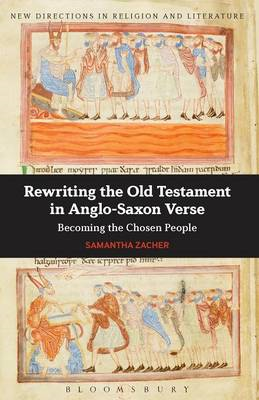 Rewriting the Old Testament in Anglo-Saxon Verse (BOK)