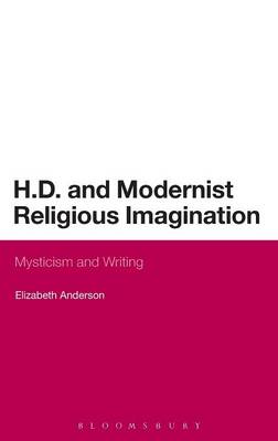 H.D. and Modernist Religious Imagination (BOK)