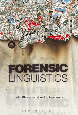 Forensic Linguistics (BOK)