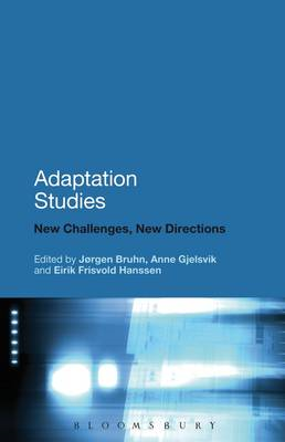Adaptation Studies: New Challenges, New Directions (BOK)