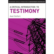 Critical Introduction to Testimony (BOK)