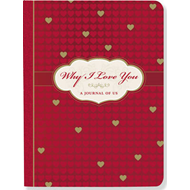Why I Love You-a Journal of Us (BOK)