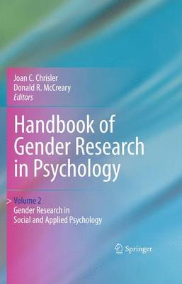 Handbook of Gender Research in Psychology (BOK)