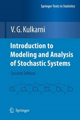 Introduction to Modeling and Analysis of Stochastic Systems (BOK)