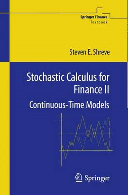 Stochastic Calculus for Finance II (BOK)