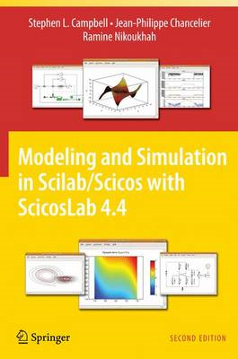 Modeling and Simulation in Scilab/Scicos with ScicosLab 4.4 (BOK)