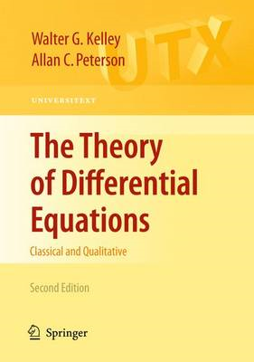 Theory of Differential Equations (BOK)