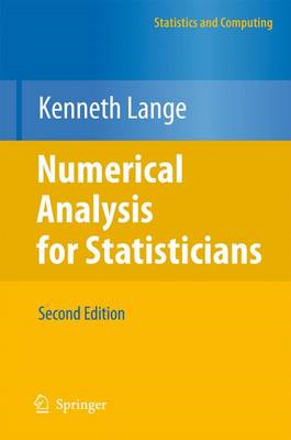 Numerical Analysis for Statisticians (BOK)