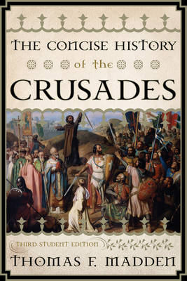 Concise History of the Crusades (BOK)