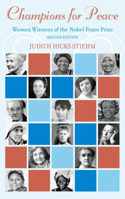 Champions for Peace: Women Winners of the Nobel Peace Prize (BOK)