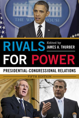 Rivals for Power (BOK)
