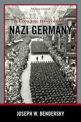 Concise History of Nazi Germany (BOK)