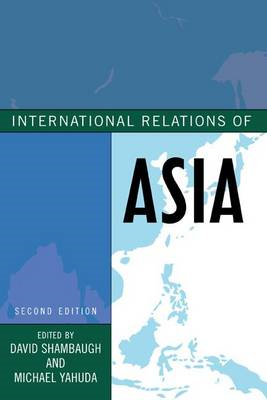International Relations of Asia (BOK)