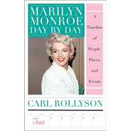Produktbilde for Marilyn Monroe Day by Day - A Timeline of People, Places, and Events (BOK)