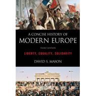 Concise History of Modern Europe (BOK)