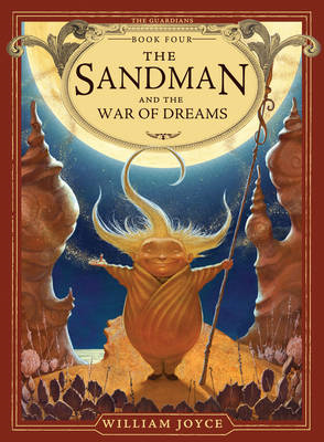 Guardians #4: Sandman and the War of Dreams (BOK)