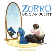 Zorro Gets an Outfit (BOK)