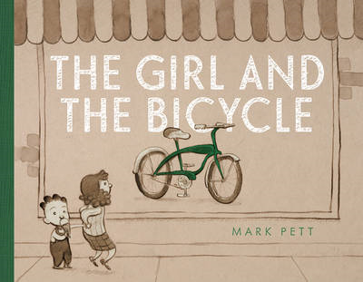 Girl and the Bicycle (BOK)