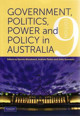 Government, Politics, Power and Policy in Australia (BOK)