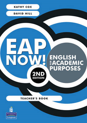 EAP Now! English for Academic Purposes Teachers Book (BOK)