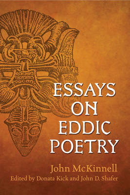 Essays on Eddic Poetry (BOK)