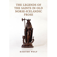 Legends of the Saints in Old Norse-Icelandic Prose (BOK)