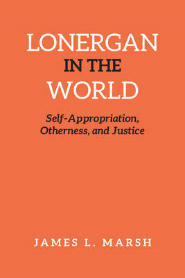 Lonergan in the World (BOK)