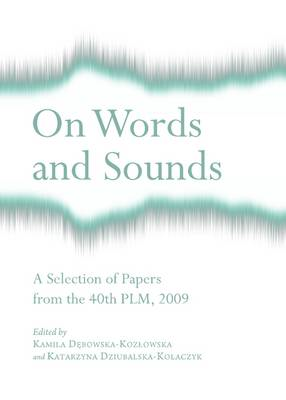 On Words and Sounds (BOK)
