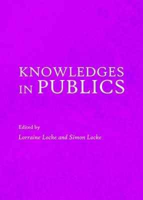Knowledges in Publics (BOK)