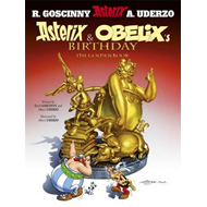 Asterix and Obelix's Birthday: The Golden Book (BOK)