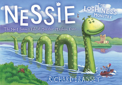 Nessie The Loch Ness Monster (BOK)