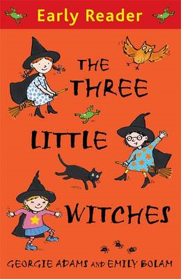 Three Little Witches Storybook (BOK)