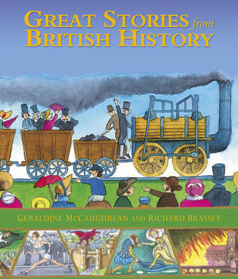 Great Stories from British History (BOK)