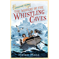 Mystery of the Whistling Caves (BOK)