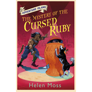 Mystery of the Cursed Ruby (BOK)