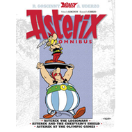 Asterix Omnibus: Asterix the Legionary, Asterix and the Chieftain's Shield, Asterix at the Olympic G (BOK)
