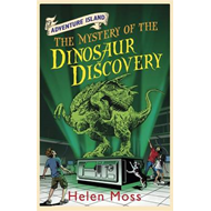 Mystery of the Dinosaur Discovery (BOK)