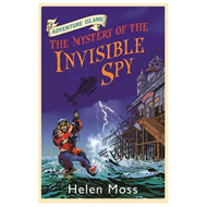 Adventure Island: The Mystery of the Invisible Spy (BOK)