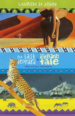 Last Leopard and the Elephant's Tale (BOK)