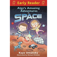 Algy's Amazing Adventures in Space (BOK)