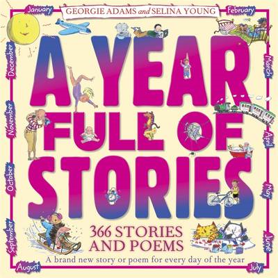 A Year Full of Stories (BOK)